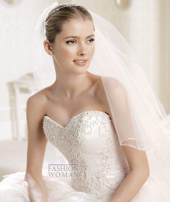 Коллекция свадебных платьев La Sposa 2014 фото №21