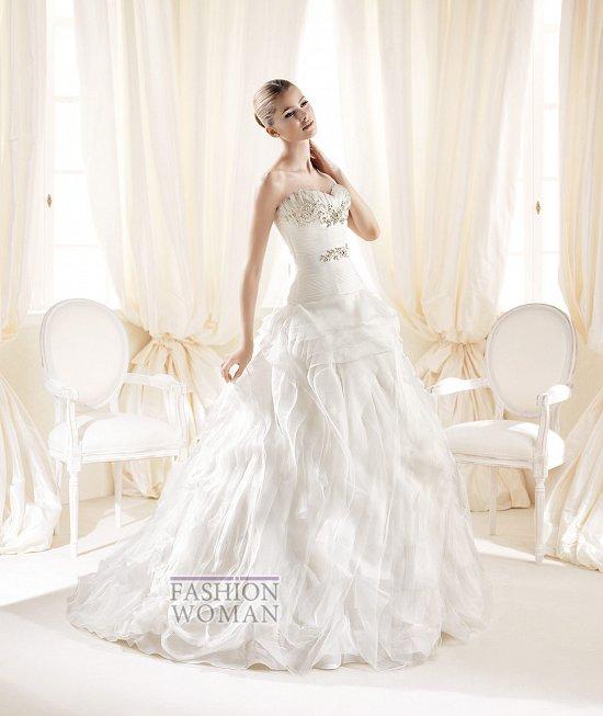 Коллекция свадебных платьев La Sposa 2014 фото №22