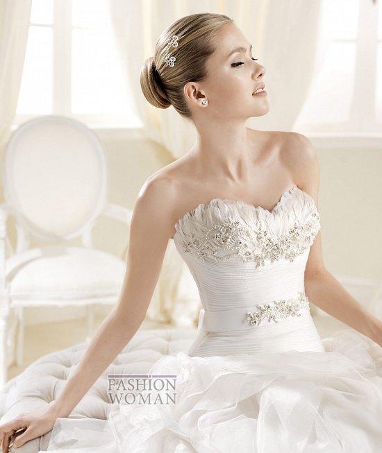 Коллекция свадебных платьев La Sposa 2014 фото №23