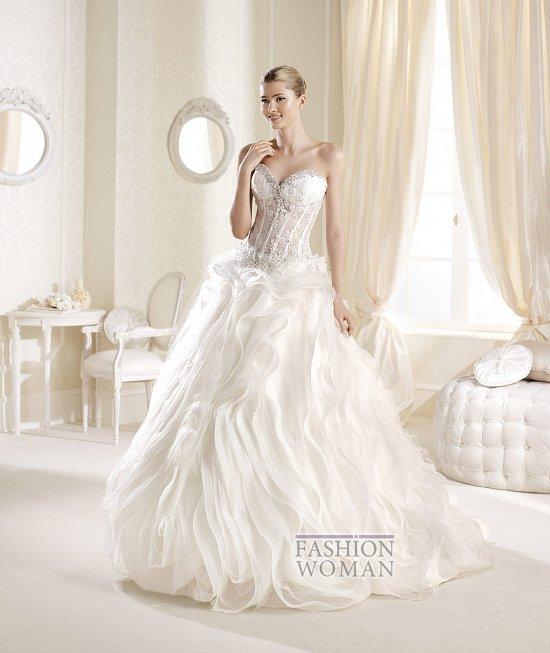 Коллекция свадебных платьев La Sposa 2014 фото №24