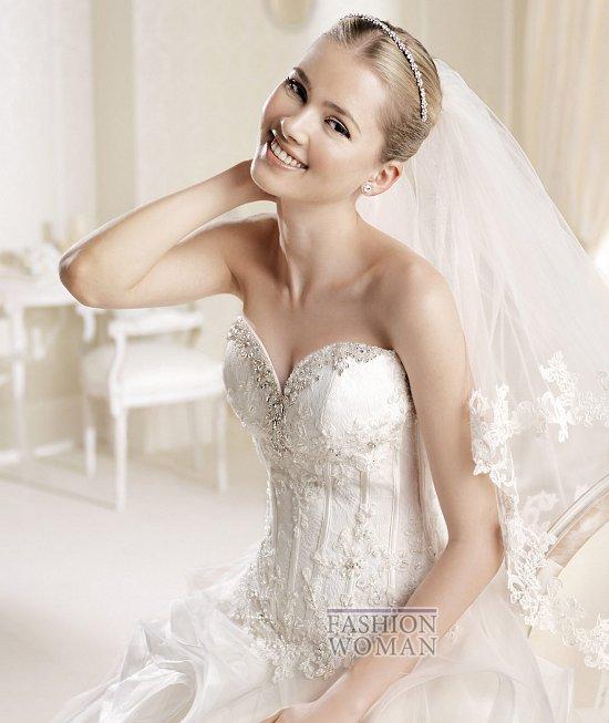 Коллекция свадебных платьев La Sposa 2014 фото №25