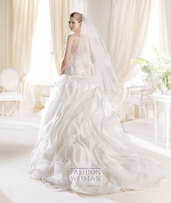 Коллекция свадебных платьев La Sposa 2014 фото №27