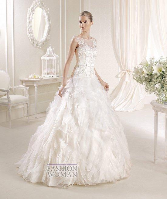 Коллекция свадебных платьев La Sposa 2014 фото №29