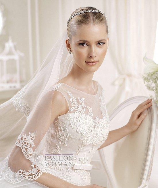 Коллекция свадебных платьев La Sposa 2014 фото №30