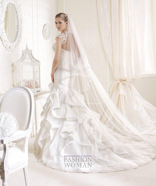 Коллекция свадебных платьев La Sposa 2014 фото №4