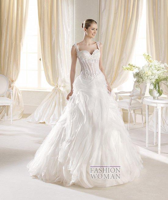 Коллекция свадебных платьев La Sposa 2014 фото №31
