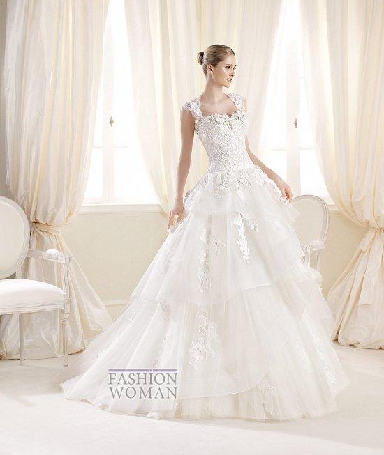Коллекция свадебных платьев La Sposa 2014 фото №33