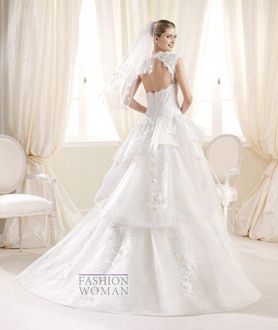 Коллекция свадебных платьев La Sposa 2014 фото №34