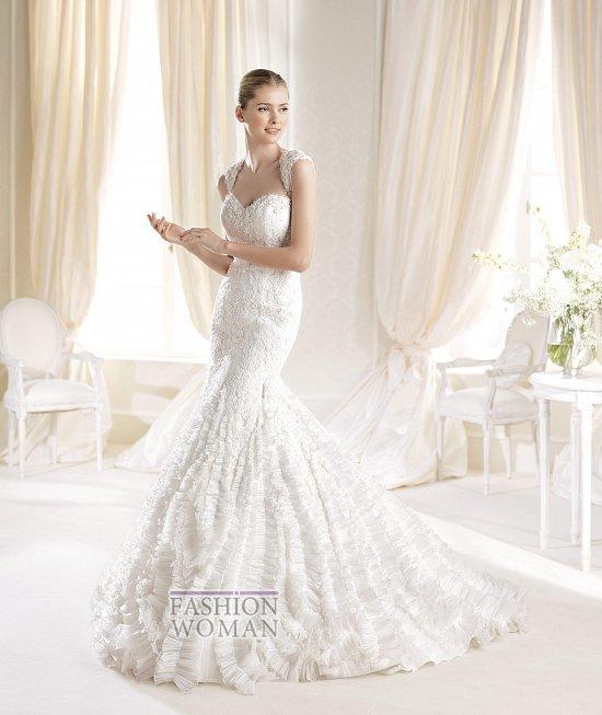 Коллекция свадебных платьев La Sposa 2014 фото №35