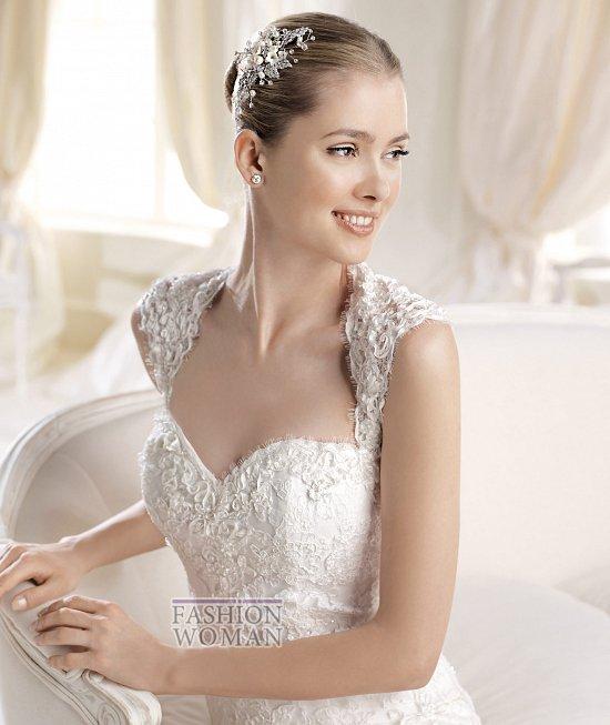 Коллекция свадебных платьев La Sposa 2014 фото №36