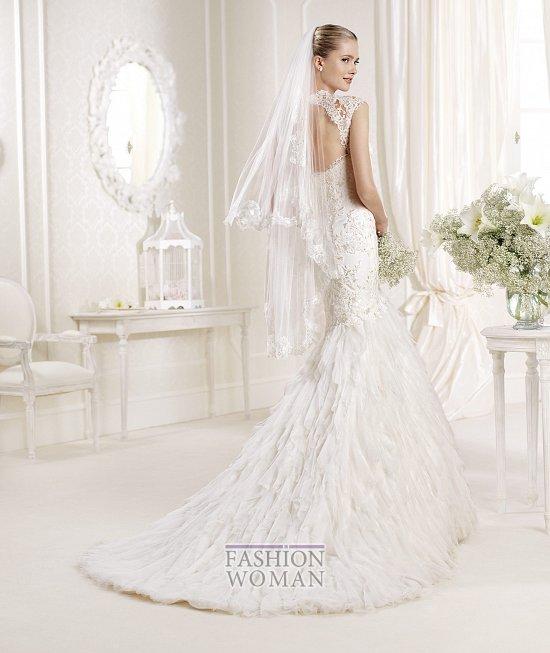 Коллекция свадебных платьев La Sposa 2014 фото №38