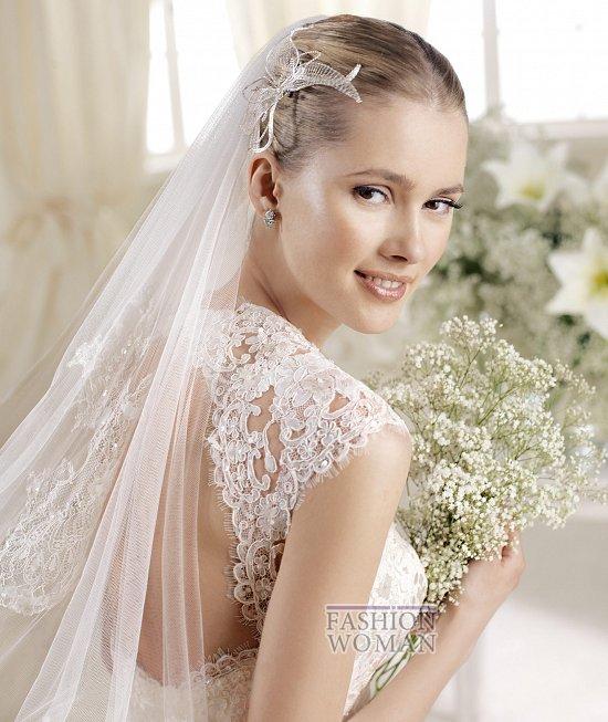 Коллекция свадебных платьев La Sposa 2014 фото №39