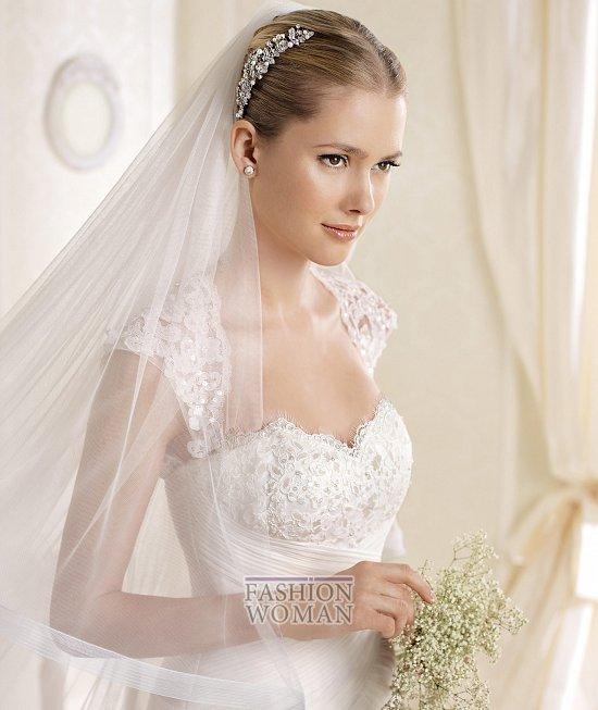 Коллекция свадебных платьев La Sposa 2014 фото №5