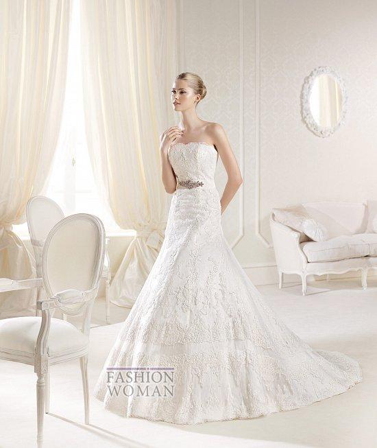 Коллекция свадебных платьев La Sposa 2014 фото №41