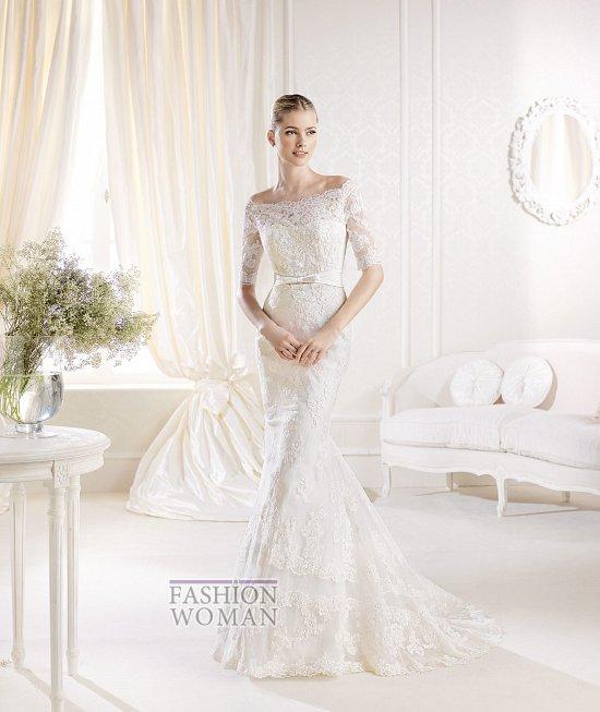 Коллекция свадебных платьев La Sposa 2014 фото №42