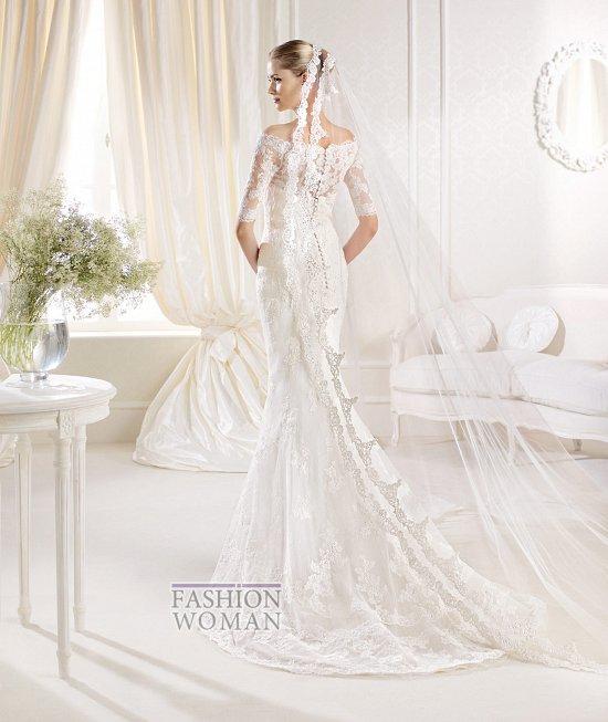 Коллекция свадебных платьев La Sposa 2014 фото №43