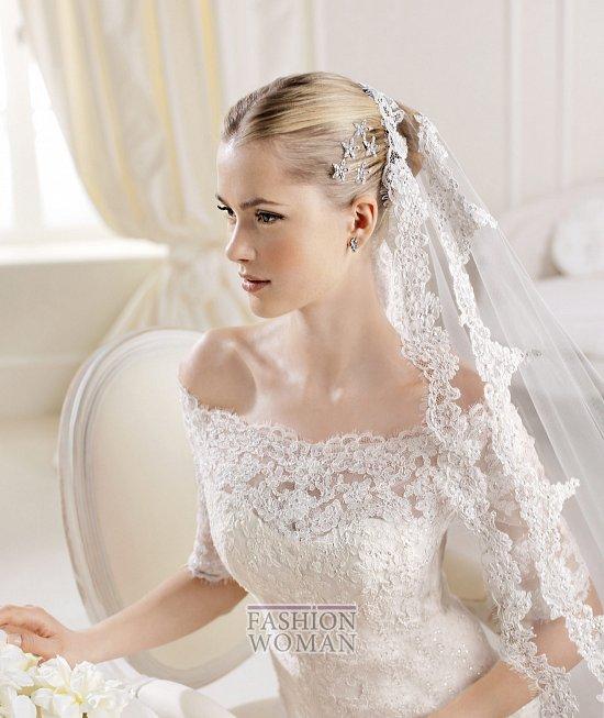 Коллекция свадебных платьев La Sposa 2014 фото №44