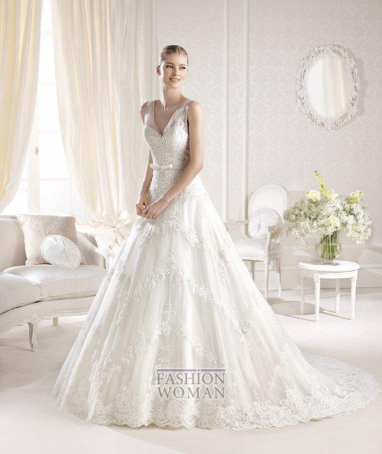 Коллекция свадебных платьев La Sposa 2014 фото №45