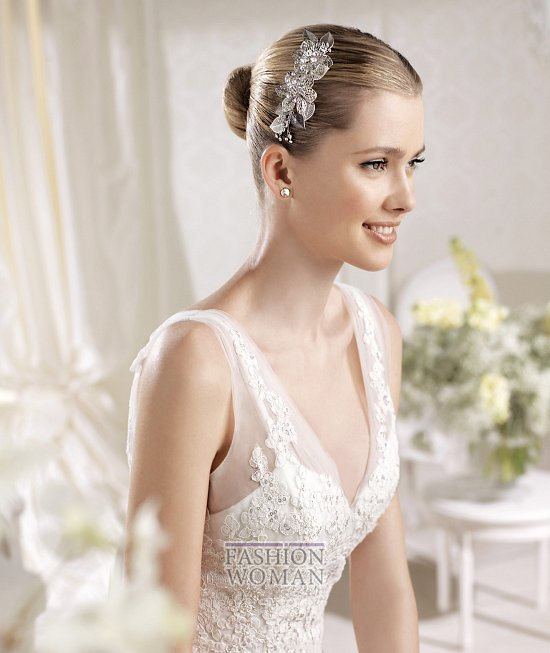 Коллекция свадебных платьев La Sposa 2014 фото №46