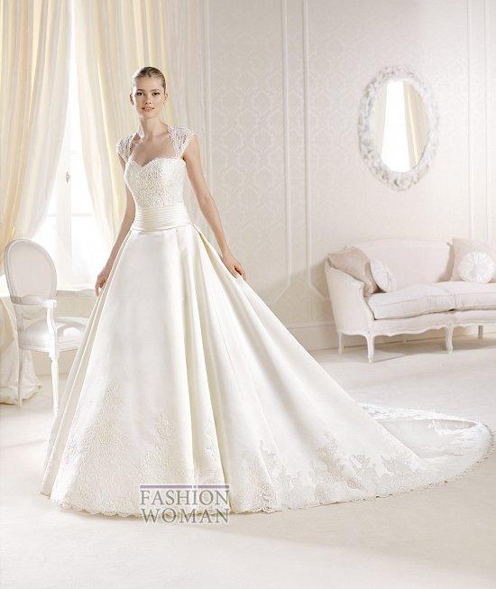 Коллекция свадебных платьев La Sposa 2014 фото №47