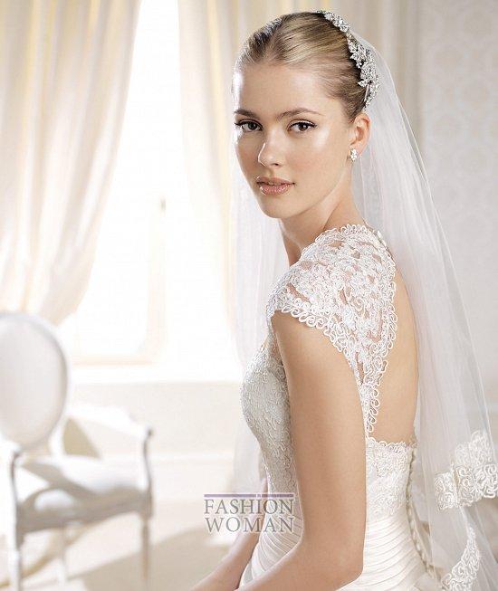 Коллекция свадебных платьев La Sposa 2014 фото №48