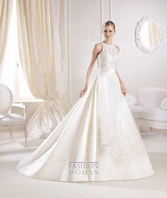 Коллекция свадебных платьев La Sposa 2014 фото №49