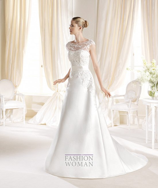 Коллекция свадебных платьев La Sposa 2014 фото №50