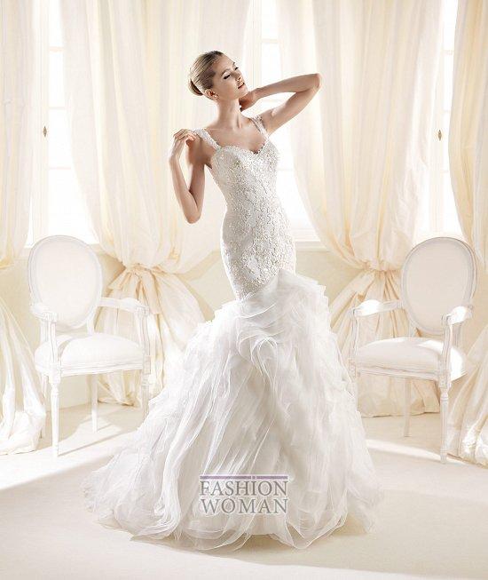 Коллекция свадебных платьев La Sposa 2014 фото №6