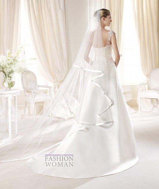 Коллекция свадебных платьев La Sposa 2014 фото №51