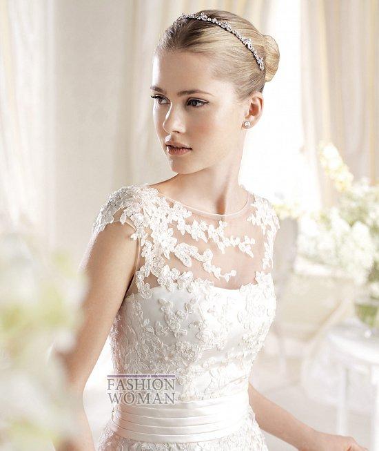 Коллекция свадебных платьев La Sposa 2014 фото №52