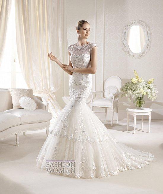 Коллекция свадебных платьев La Sposa 2014 фото №53
