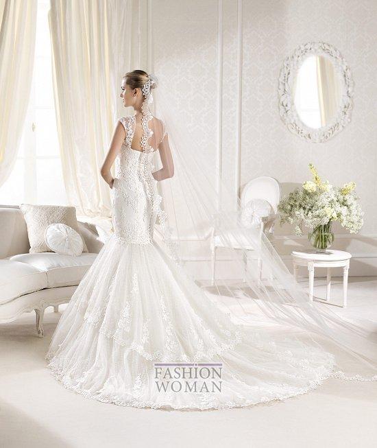 Коллекция свадебных платьев La Sposa 2014 фото №54
