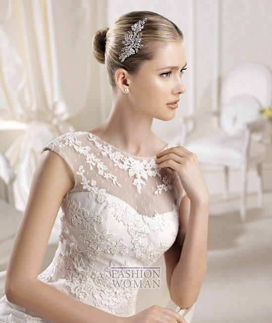Коллекция свадебных платьев La Sposa 2014 фото №55