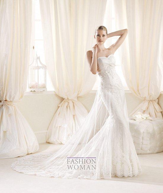 Коллекция свадебных платьев La Sposa 2014 фото №56