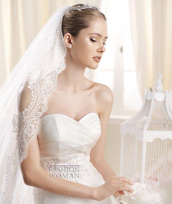 Коллекция свадебных платьев La Sposa 2014 фото №57