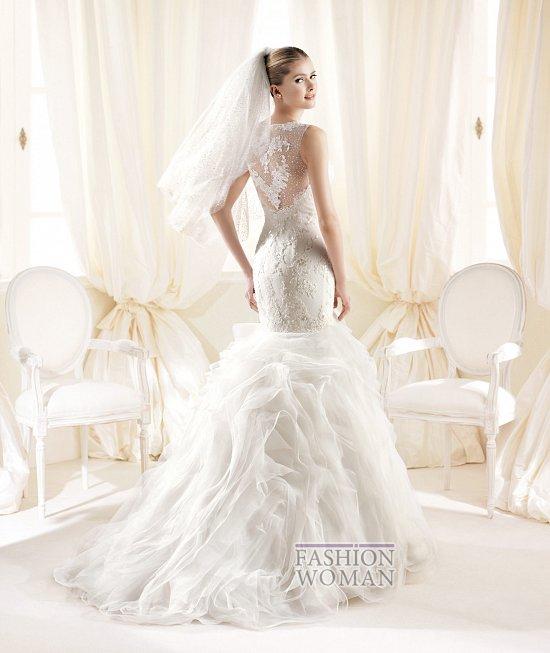 Коллекция свадебных платьев La Sposa 2014 фото №7