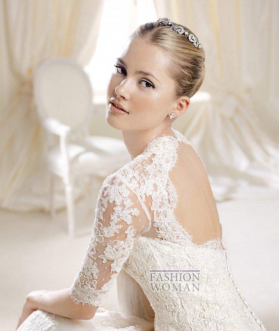 Коллекция свадебных платьев La Sposa 2014 фото №61