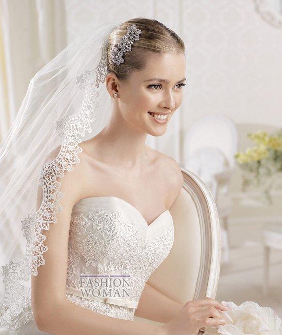 Коллекция свадебных платьев La Sposa 2014 фото №64