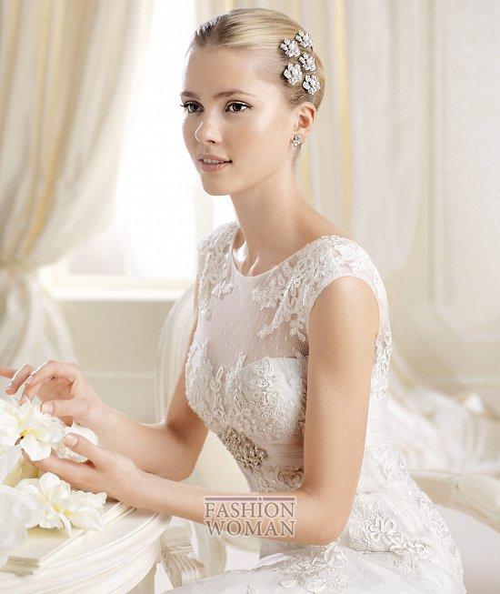 Коллекция свадебных платьев La Sposa 2014 фото №67