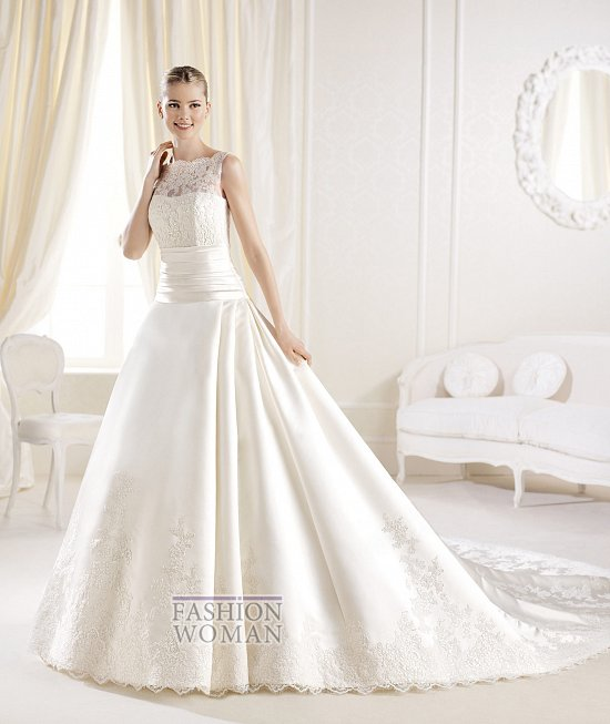 Коллекция свадебных платьев La Sposa 2014 фото №68