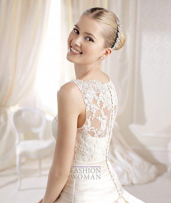 Коллекция свадебных платьев La Sposa 2014 фото №69