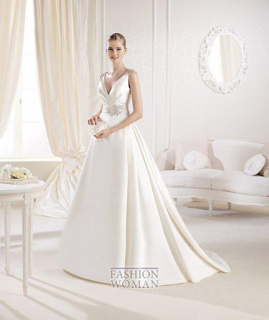 Коллекция свадебных платьев La Sposa 2014 фото №70