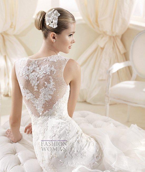 Коллекция свадебных платьев La Sposa 2014 фото №8