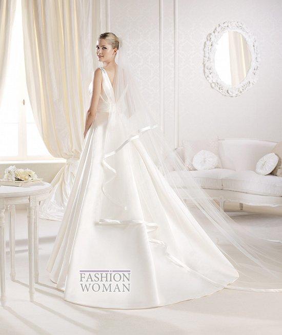 Коллекция свадебных платьев La Sposa 2014 фото №71