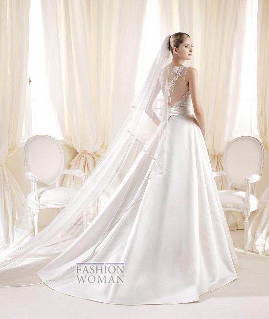 Коллекция свадебных платьев La Sposa 2014 фото №74