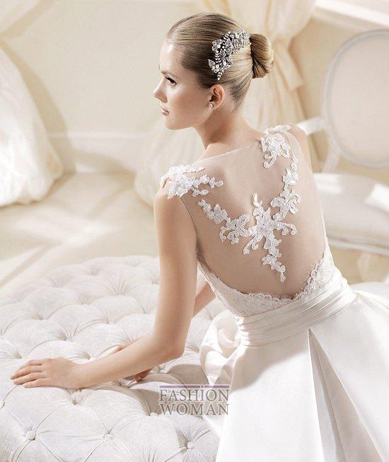 Коллекция свадебных платьев La Sposa 2014 фото №75