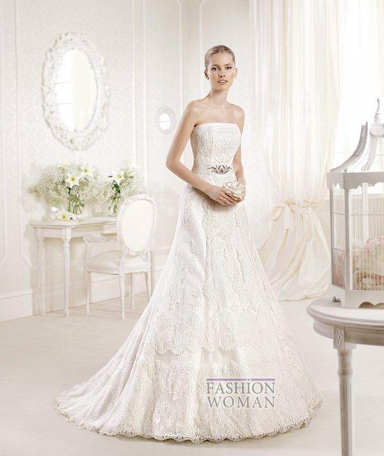 Коллекция свадебных платьев La Sposa 2014 фото №76