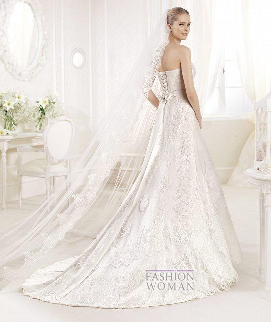 Коллекция свадебных платьев La Sposa 2014 фото №77
