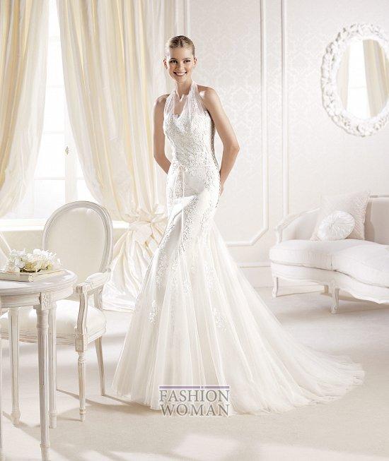 Коллекция свадебных платьев La Sposa 2014 фото №78