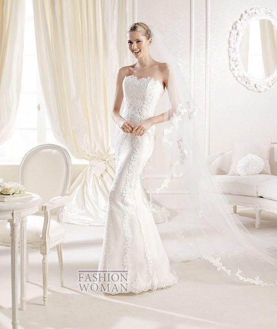 Коллекция свадебных платьев La Sposa 2014 фото №79